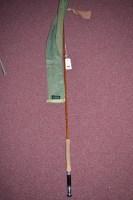 Lot 464-A Hardy Bros. of Alnwick neo cane Glenbeg 8 1/2ft....