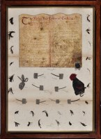 Lot 229A-The rules and order of cocking, a manuscript...