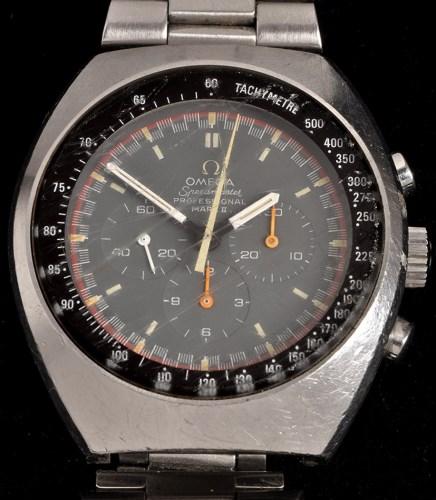 Lot 851-Omega Speedmaster Professional Mk. II: a...