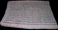 Lot 1040 - An early 20th Century Senneh Kilim rug, with...