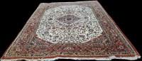 Lot 1080 - A Bidjar carpet, the central medallions...
