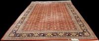 Lot 1085 - A Bidjar carpet, the fields decorated with...