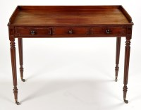 Lot 1195-Gillows, Lancaster: an early 19th Century...