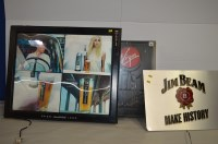 Lot 46 - Modern advertising signs, to include: 'Virgin...