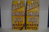 Lot 52-Two 'Batey's Ginger Beer & Aerated Waters'...
