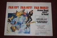 Lot 71 - 'James Bond On Her Majesty's Secret Service'...