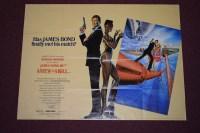 Lot 73 - 'James Bond A View To a Kill' (1985) British...
