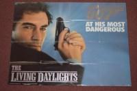 Lot 77 - 'James Bond The Living Daylights' (1987)...