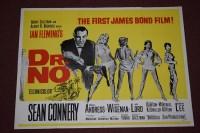 Lot 81 - 'James Bond Dr No' re-release British Quad...