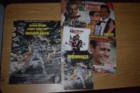 Lot 85 - 'James Bond' ephemera, to include: a French...