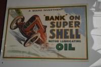 Lot 92 - 'Shell' advertising poster, 1969 reprint of no....
