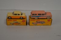 Lot 270-Dinky Toys, to include: 173 Nash Rambler, boxed;...