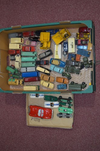 Lot 284-A large quantity of Dinky Toys, to include:...