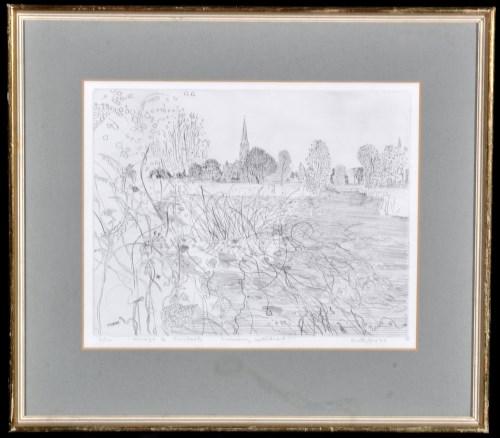Lot 5-Anthony Gross, CBE, RA (1905-1984) ''Homage to...