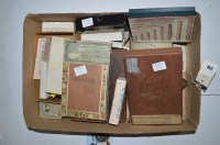 Lot 214-A collection of fishing tackle, comprising:...
