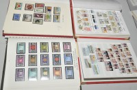 Lot 233-GB regional issues Guernsey - 1958-1966...