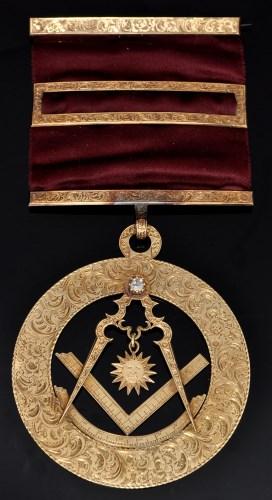 Lot 232-American Freemason and Masonic interest: a...