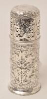 Lot 446 - An Edwardian silver sugar caster, by George...