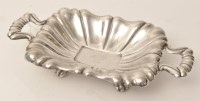 Lot 485A - A Hungarian 800 standard two-handled silver...