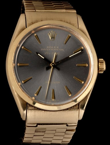 Lot 510 - Rolex Oyster Perpetual Air King Precision: a...
