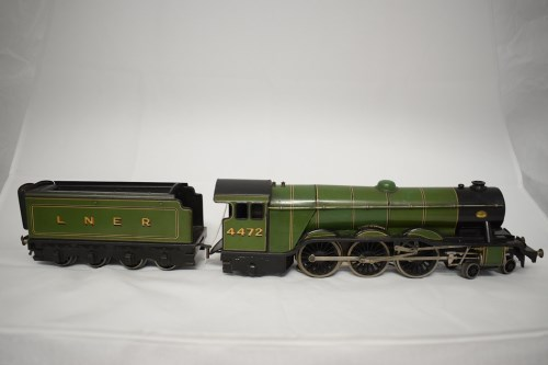 Lot 1521-Bassett Lowke 0-gauge 4-6-2 electric...