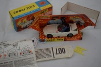 Lot 1633-Corgi Toys Special Agent 007 James Bond Toyota...