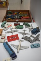 Lot 1778 - Diecast model vehicles, mainly Dinky, to...