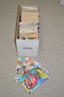 Lot 1005 - Marvel Comics, various titles, including: The...