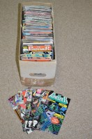 Lot 1006 - Marvel Comics, various titles, including: The...
