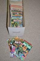 Lot 1007 - Marvel Comics (1970's/80's issues), comprising:...