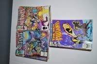 Lot 1014 - The New Mutants: 1,2,3,4 and sundry subsequent...
