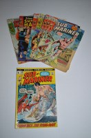 Lot 1015 - The Sub-Mariner: 2, 12,14, 26, 28, 30, 38 and 46.