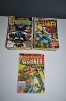 Lot 1016 - Marvel Comics, sundry issues of The Savage Sub-...