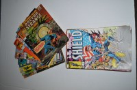 Lot 1017 - Strange Tales: 133, 138, 148, 155, 157 and 164;...