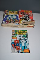 Lot 1018 - Moon Knight, various issues first series...