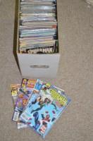 Lot 1021 - Marvel Comics, various bronze age titles...