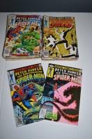 Lot 1022 - Peter Parker: The Spectacular Spider-Man, 1-47.