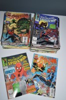 Lot 1024 - The Spectacular Spider-Man, sundry issues.
