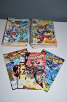 Lot 1025 - Web of Spider-Man, sundry issues.