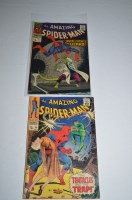 Lot 1028 - The Amazing Spider-Man: 44 and 54.