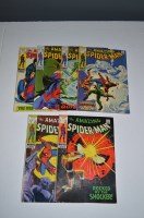 Lot 1030 - The Amazing Spider-Man: 69, 70, 71, 72, 73 and...