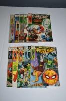 Lot 1031 - The Amazing Spider-Man: 79, 80, 82, 83, 86, 87,...