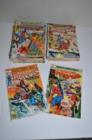 Lot 1035 - The Amazing Spider-Man: 150-199 inclusive.