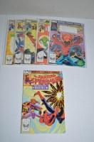 Lot 1037 - The Amazing Spider-Man: 233, 234, 235, 236,...