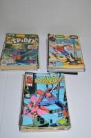 Lot 1040 - Spider-Man: 1 (McFarlane) black and silver...