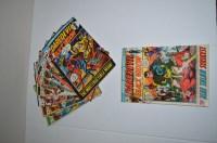 Lot 1050 - Daredevil: 92, 93, 94, 95, 96, 97, 98, 99 and...