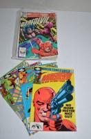 Lot 1055 - Daredevil: 184-190 inclusive.