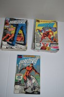 Lot 1058 - Daredevil, sundry issues.