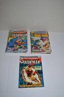 Lot 1063 - The Invincible Iron Man: 71-93 inclusive.
