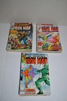 Lot 1064 - The Invincible Iron Man: 101-149 inclusive.